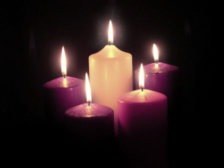 Class: Advent Themes & Imagery, 9:15a Nov 24