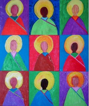 Class: Celebrating the Communion of Saints, Sun Nov 4, 9:15am