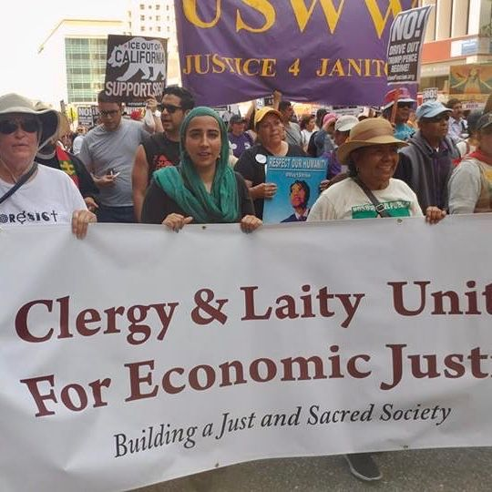 Forum: CLUE - Clergy & Laity United for Economic Justice