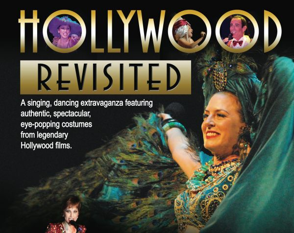 ALL NEW! Hollywood Revisited, Sat. Feb 15 7pm