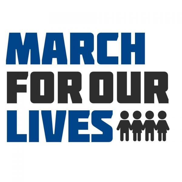 March For Our Lives!  9am Mar 24 - downtown LA